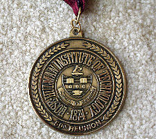 Kent Sharp Medal